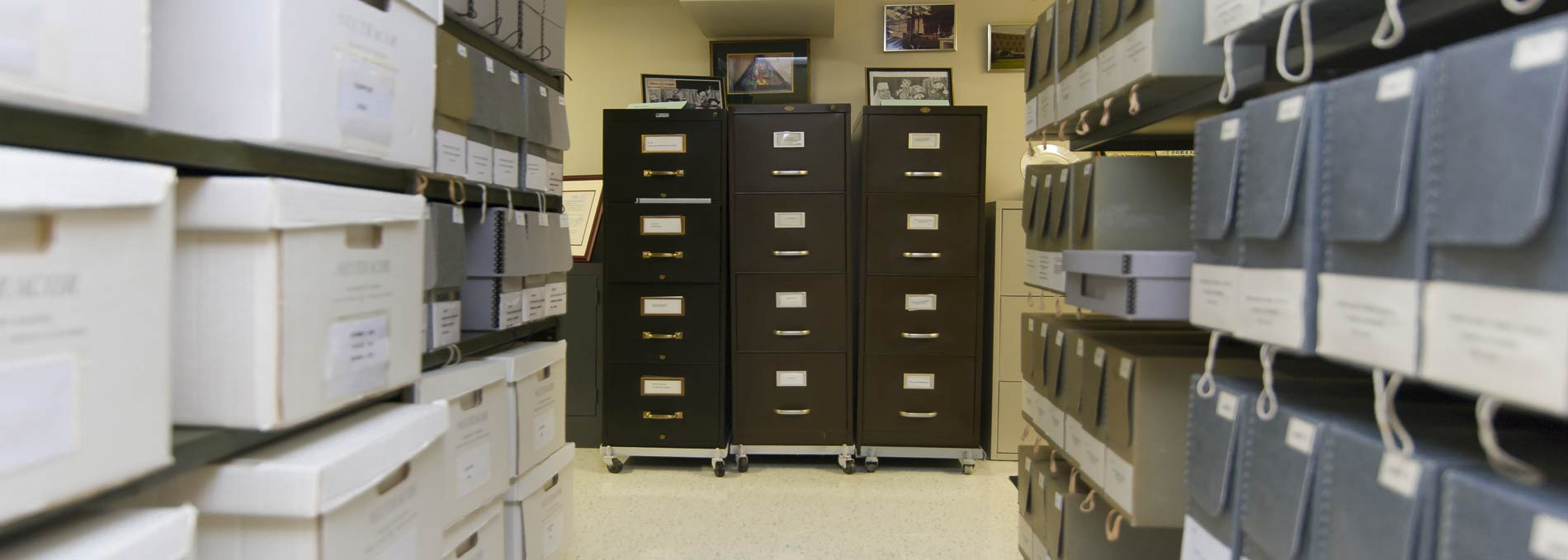 About The Archives