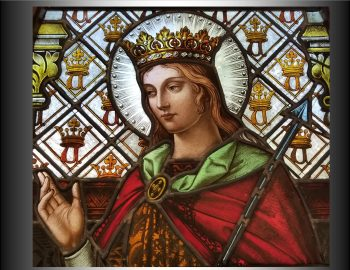 October 21st, 2018- Feast of St. Ursula