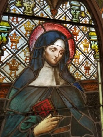 Feast of St. Angela Merici, January 27th, 2019