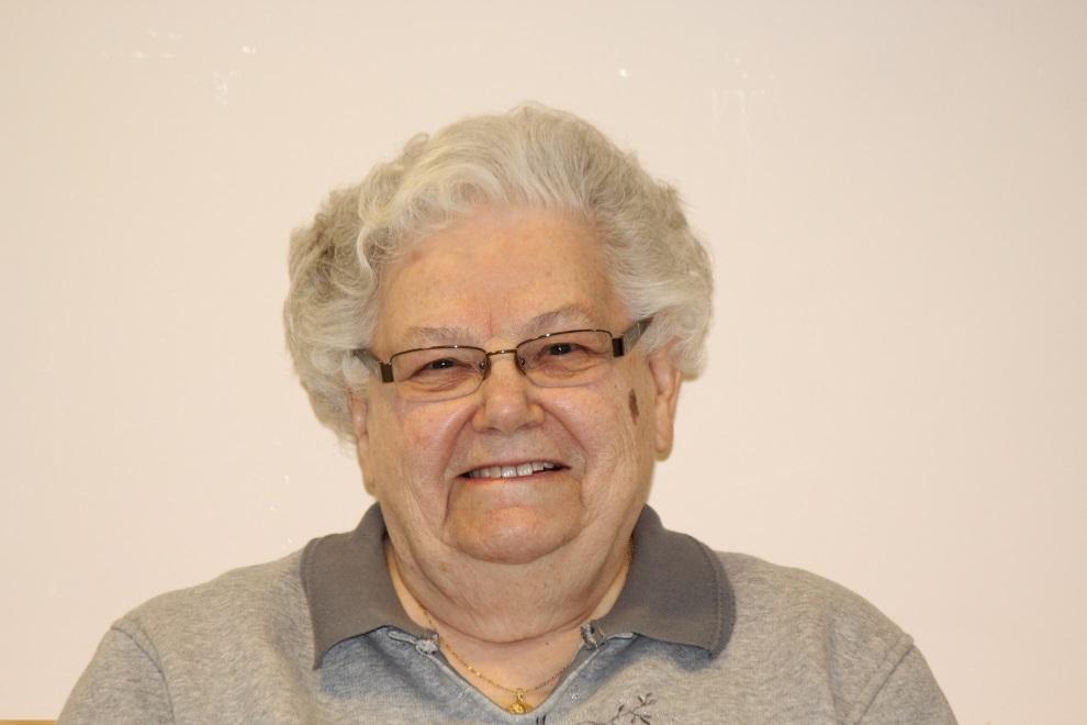 Sr. Audrey Dumouchelle