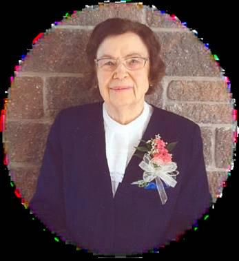 Sister Vivienne Caron, formerly Sister Anne Genevieve, entered Eternal Life on October 24, 2020