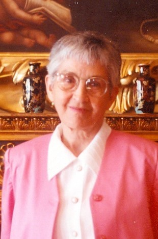 Celebrating Sr. Rita Lavoie, osu